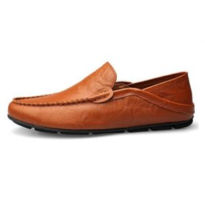 Go Tour Mens Slip on Loafers